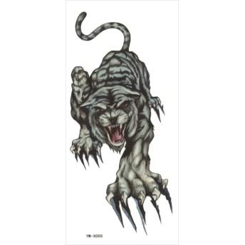 (ファンタジー) THE FANTASY タトゥーシール 虎 タイガー Tiger-4 (ymx055)
