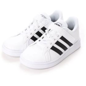 アディダス adidas GRANDCOURT C EF0109 フットウェアホワイト (WHITE)
