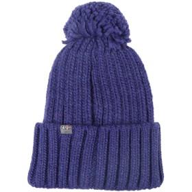 《期間限定セール開催中!》NAPAPIJRI メンズ 帽子 ブライトブルー one size アクリル 75% / ウール 10% / ナイロン 10% / レーヨン 5% SEMIURY 2