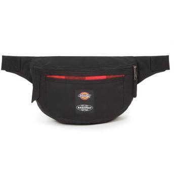 《セール開催中》EASTPAK x DICKIES Unisex バックパック&ヒップバッグ ブラック ポリエステル 65% / コットン 35% BUNDEL DICKIES BLACK