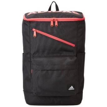 (Bag & Luggage SELECTION/カバンのセレクション)アディダス リュック スクエア型 24L A3 ADIDAS 55853 スクールバッグ 男女兼用 メンズ レディース/ユニセックス ブラック系1 送料無料