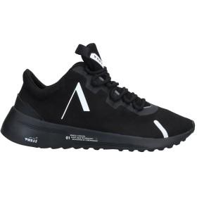 《期間限定 セール開催中》ARKK COPENHAGEN メンズ スニーカー&テニスシューズ(ローカット) ブラック 43 紡績繊維 / ゴム