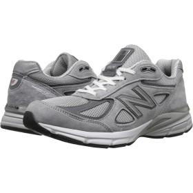 [ニューバランス] メンズランニングシューズ・スニーカー・靴 M990V4 Grey/Castlerock 14 (32cm) EE - Wide [並行輸入品]
