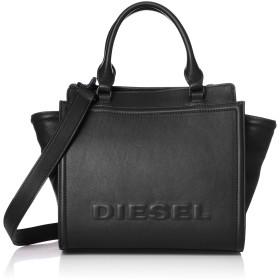(ディーゼル) DIESEL レディース カウレザー 2WAYサッチェルバッグ X06274PR030 UNI ブラック T8013
