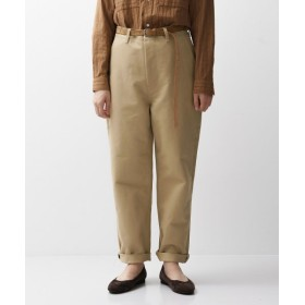 【40%OFF】 アーバンリサーチドアーズ UNIFY W Cross Pants レディース BEG 2 【URBAN RESEARCH DOORS】 【セール開催中】