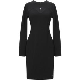 《期間限定セール開催中!》KORALLINE レディース ミニワンピース&ドレス ブラック 40 ポリエステル 100%