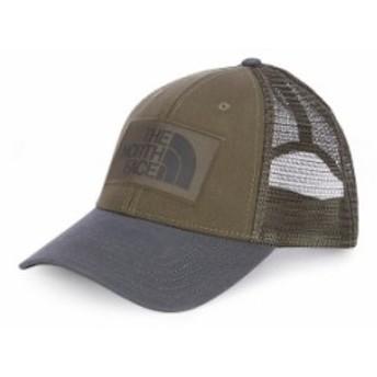 ノースフェイス メンズ 帽子 アクセサリー Mudder Trucker Hat New Taupe Green/New Taupe Green/Asphalt Grey