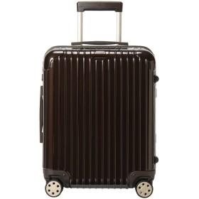 [ リモワ ] RIMOWA 4輪 サルサ デラックス スーツケース マルチ 872.56 87256 Salsa Deluxe ブラウン 47L (830.56.52.4) [並行輸入品]