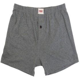 [リーバイス] 大きいサイズ トランクス メンズ パンツ 下着 リーバイス Levi's ニット C301217-02 モクグレー 3L