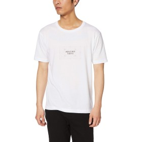 M0191UTS41101L(メンズビギ)MEN'S BIGI 【MEN'S BIGI TOKYO】ロゴTシャツ M0191UTS411 L ホワイト