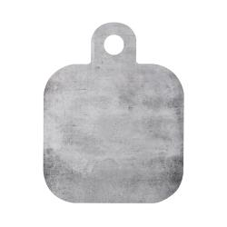 Muurla 木質方形盛菜盤 水泥紋 25cm