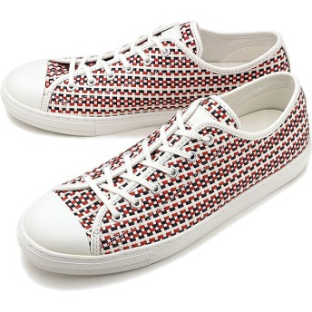 【SALE】コンバース CONVERSE オールスター クップ ウーブン ローカット ALL STAR COUPE WOVEN OX WHITE/NAVY/RED [31300020 SU19]