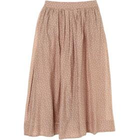 【6,000円(税込)以上のお買物で全国送料無料。】ボイルギャザーロングスカート