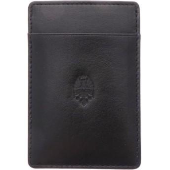 ビアンキ【Bianchi】カードケース (ブラック)