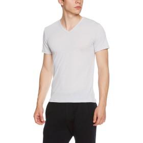 [グンゼ] インナーシャツ VネックTシャツ CL2015H メンズ ライトグレー 日本 LL (日本サイズ2L相当)