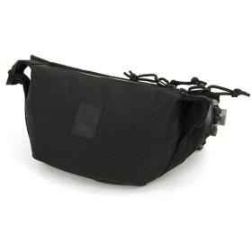 [ザ ブラウン バッファロー] THE BROWN BUFFALO 正規販売店 メンズ レディース ショルダーバッグ SUPPLYSLING BALLISTIC BLACK S19SS1680BLACK (コード:413534a713-1)