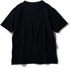 [シップス] Tシャツ 半袖 ジャガード リネン メンズ 112115160 ネイビー M