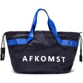 AFKOMST (エフコンス)トートバッグ 防水バッグ 多機能バッグ 小物整理 マザーズバッグ ハンドバッグ レディース カゴバッグ ユニセックス 大きめ きれいめ 大容量 軽量 购物 鞄