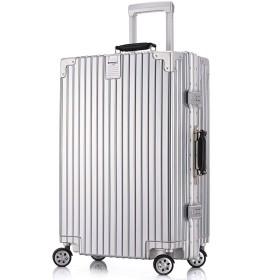 Uniwalker スーツケース TSAロック搭載 キャリーバッグ 軽量 静音 トランク 旅行 出張 キャリーケース S型 機内持込可