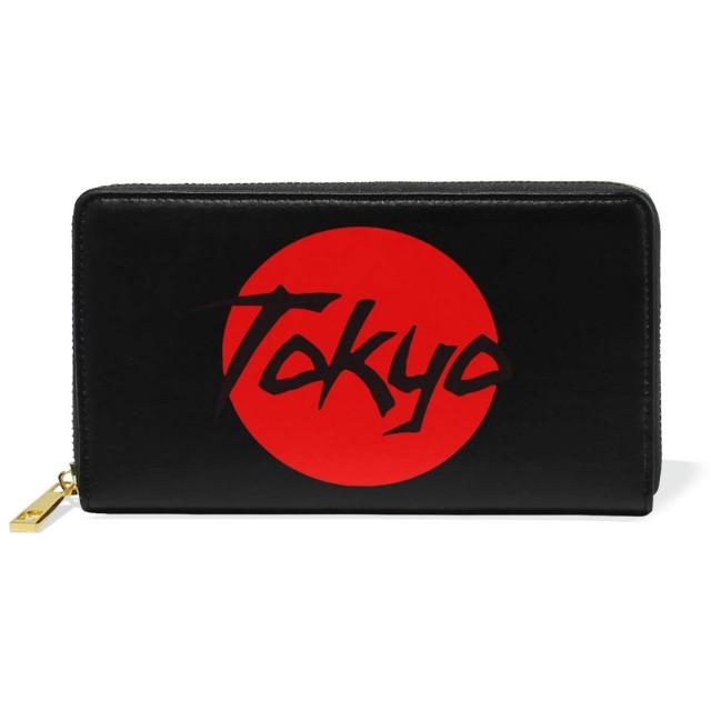 huge discount 84467 0d32b 日本 国旗 Tokyo スポーツ 財布 長財布 ロングウォレット 大容量 ...