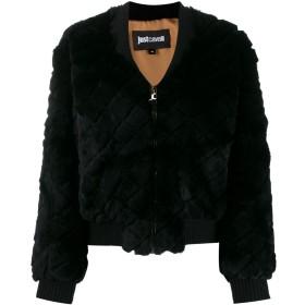 Just Cavalli ボンバージャケット - ブラック