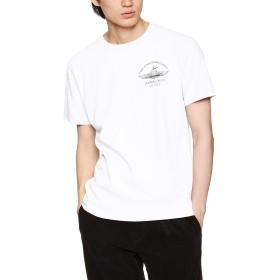 [アヴィレックス] Tシャツ U.S.N. SEALS BACKPRINT TEE 6193328 メンズ 01WHITE 日本 XL (日本サイズXL相当)