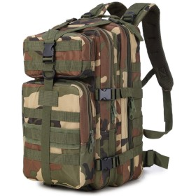 Linyuan 良質 Hunting Camping Trekking Travel Backpack Camouflage バックパック JSH1566