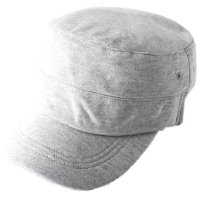 RUBEN (ルーベン) スウェット ワークキャップ 帽子 2サイズ展開 XL 大きいサイズ ハンチング 61cm 62cm <グレー XLサイズ>