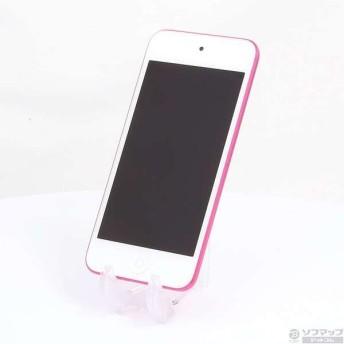 〔中古〕Apple(アップル) iPod touch 64GB (2015/ピンク) MKGW2J/A