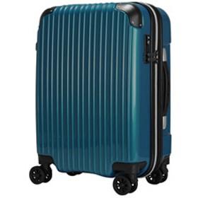 スーツケースハードジッパー ESC2125-65MGN メタリックグリーン [90-102L]