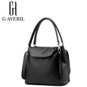 【G-AVERIL】レディース バッグ 高品質なPUレザー レディース バッグ ハンドバッグ ショルダーバッグ 手提げ 2way 斜めがけ 肩がけ  おしゃれ 通勤 通学