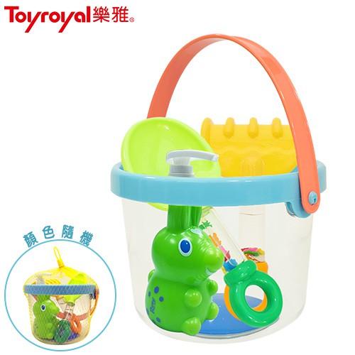 日本《樂雅 Toyroyal》繽紛歡樂桶組合