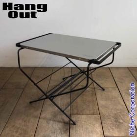 Hang Out(ハングアウト) ファイヤーサイドテーブル ステンレストップ  FRT-5031ST