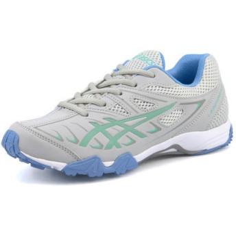 キッズ SALE!asics LAZERBEAM(アシックスレーザービーム) SC 1154A004 021 グレーシャーグレー/アイスグリーン【ネット通販特別価格】 運動靴 ガールズ