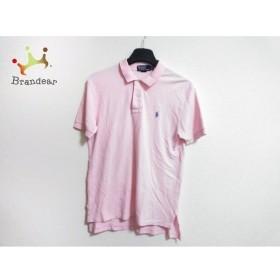ポロラルフローレン POLObyRalphLauren 半袖ポロシャツ サイズM メンズ ピンク 新着 20190716