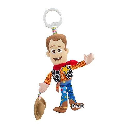 《 Disney 迪士尼 》玩具總動員 柔柔捏捏胡迪 東喬精品百貨