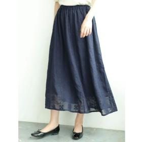 [マルイ] 刺繍レーススカート/アメリカンホリック(AMERICAN HOLIC)