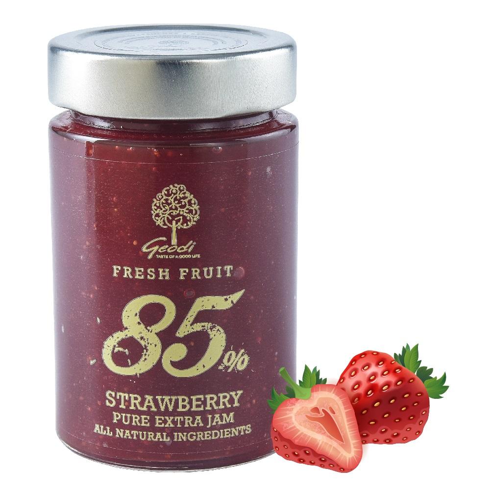 [希臘Geodi] 果醬250g (85%含果量) 草莓
