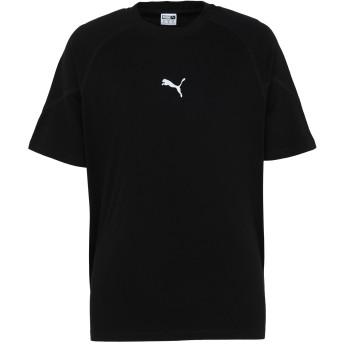 《期間限定セール開催中!》PUMA メンズ T シャツ ブラック S コットン 100% Epoch Tee