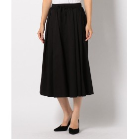 【66%OFF】 ミューズ リファインド クローズ ギャザースカーチョ レディース クロ M 【MEW'S REFINED CLOTHES】 【セール開催中】