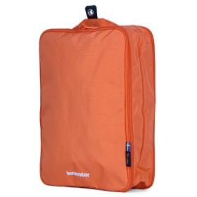 (Bag & Luggage SELECTION/カバンのセレクション)イノベーター innovator トラベルポーチ パッキングバッグ 旅行 INT-8L/ユニセックス オレンジ