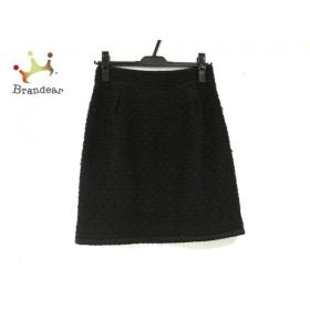 ジャスグリッティー JUSGLITTY スカート サイズ2 M レディース 美品 黒   スペシャル特価 20191020