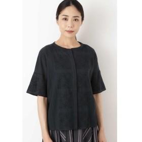 [マルイ]【セール】インド刺繍ブラウス/ヒューマンウーマン(HUMAN WOMAN)