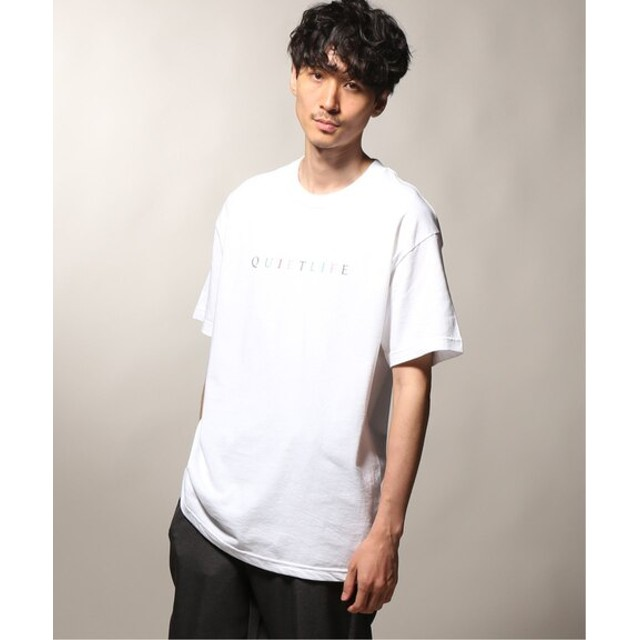 JOURNAL STANDARD relume THE QUIET LIFE ザ クワイエットライフ RAINBOW Tシャツ ホワイト L