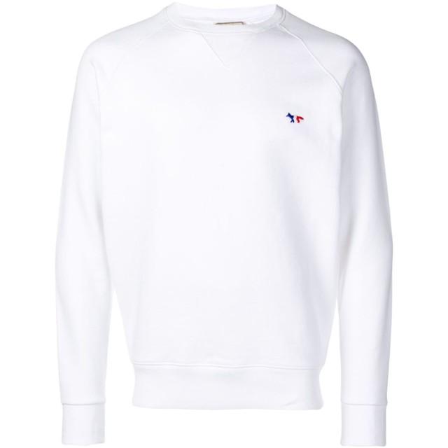 Maison Kitsuné フォックス セーター - ホワイト