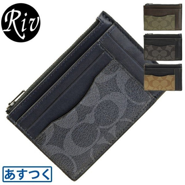huge selection of 7b3ad 9a175 ポイントキャンペーン中 コーチ COACH コインケース カード ...