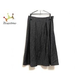 ジユウク 自由区/jiyuku スカート サイズ36 S レディース 美品 ダークグレー   スペシャル特価 20191016