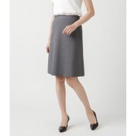 NEWYORKER(ニューヨーカー)/【夏新作】【ウォッシャブル】コードストライプ Aラインスカート