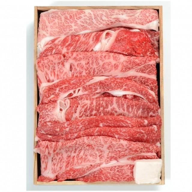 SS-01 多気町肉牛共進会上位入賞松阪牛すき焼き用