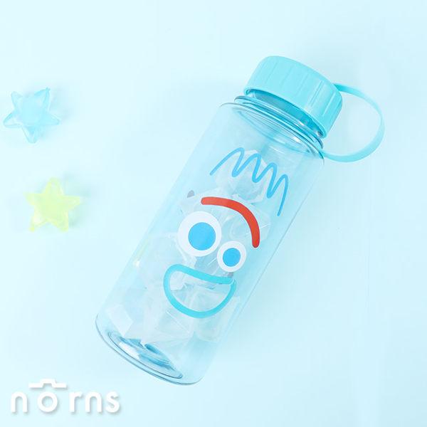 【日貨彩色透明水壺 玩具總動員】Norns 500ml水瓶 餐具 冷水壺 Forky 叉奇 小叉